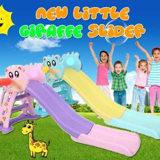 Giraffe slide