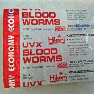 Hikari Brine Shrimp and Hikari UV