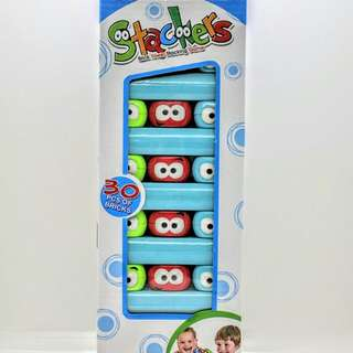 Stackers Cute Jenga Block Toys for Kids