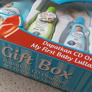 CUSSONS BABY GIFT BOX BIRU