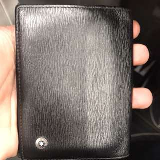 Montblanc business card holder