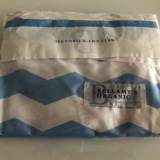 Brand New Bellamys Organic Nursing Cover