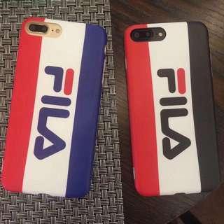 Fila iphone casing iphone 6/6s/7/7plus/8/8plus