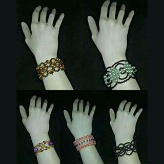 bracelets with unique designs