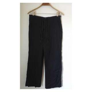 Black Trouser For Her