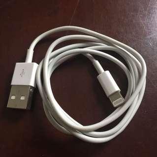 iPhone 6 Plus USB 叉電線 $10包平郵 not original