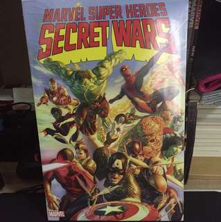 Marvel Secret Wars 1 & 2