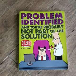 Dilbert comics