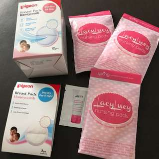 Brand new nursing pads