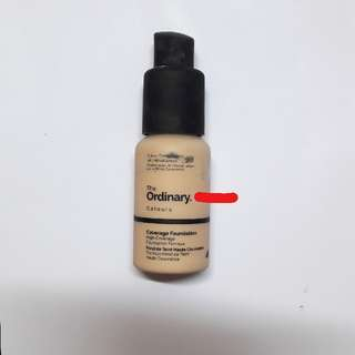 The Ordinary Coverage Foundation 1.2 N