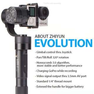 ZhiYun Evolution