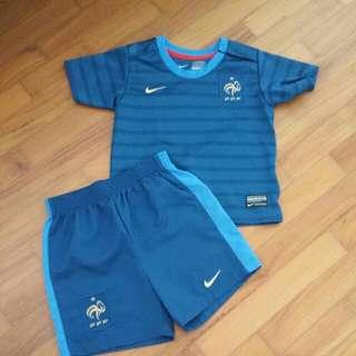 Authentic Nike FFF sport set