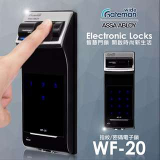 Gateman WF20 - Installation by Security Professional