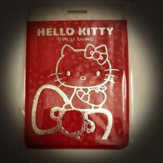 Authentic Sanrio Hello Kitty ID Card holder