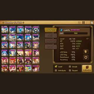 Summoners War Asia G1