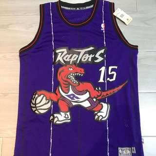 Adidas swingman Raptors Vince Carter jersey