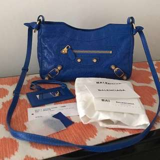 Balenciaga crossbody (authentic from store!) (SALEEEE)