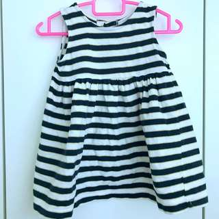 Carters Stripes Dress