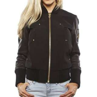 NEW Moose Knuckle Varsity Small