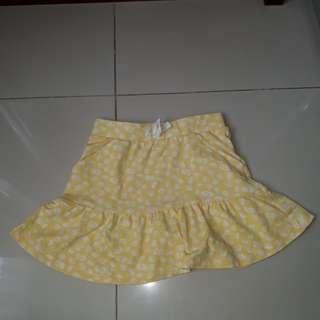 Rok kuning mothercare