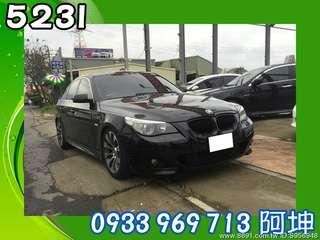 2006年 BMW E60 523I 有興趣+LINE:@fkd7014c 或來電 0933969713 阿坤