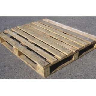 Wooden Pallet 2 pcs