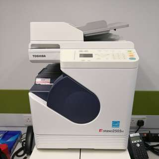 Toshiba Printer - Studio2550h (90%新機)