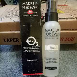 Mist & fix make up for ever 125 ml (MUFE)
