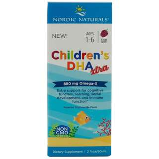 Nordic Naturals Childrens DHA Xtra