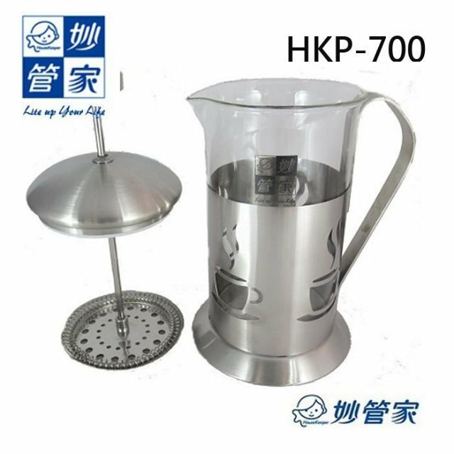 妙管家特級不鏽鋼沖茶器-1.1L