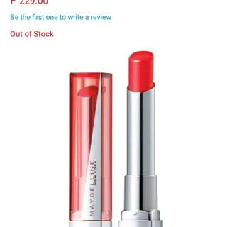 Maybelline Lip Flush