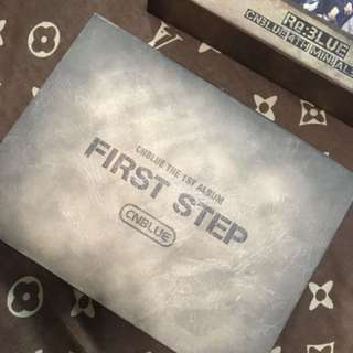 First Step : CNBlue