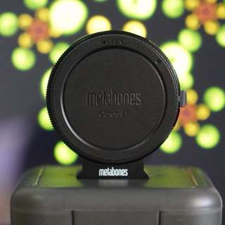 Metabones Canon EF to Sony E mount Ver.IV BT4