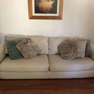 Nick Scali Lounge & 2 chair set
