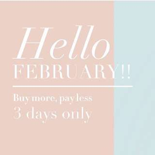 Sales February