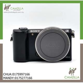USED SONY A5000 BODY-SC 1K