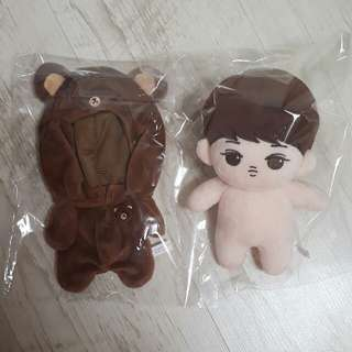 EXO Kai Jongin Lovexoloves Doll