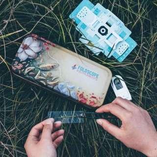 Foldscope Individual Deluxe Kit (Free Mailing)