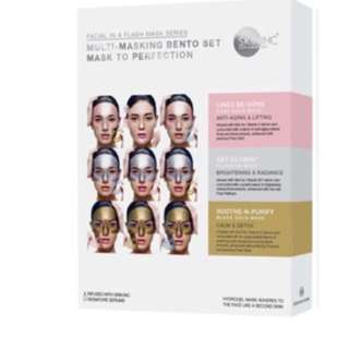 Skin inc multi masking bento set