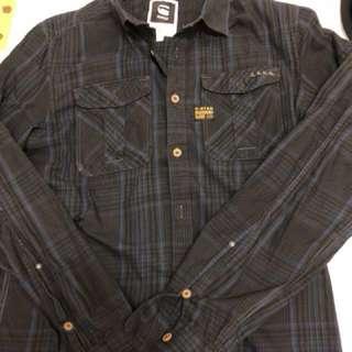 G-star Raw shirt (M) supreme visvim palace nike Adidas vans gosha wtaps sophnet