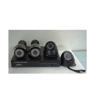 For Sale Cctv Package HD Resolution
