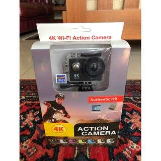 H9 action camera