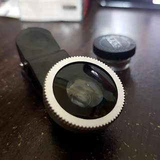 Fish Eye/Wide Lens