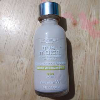 Loreal True Match Super Blendable Foundation (REPRICED)