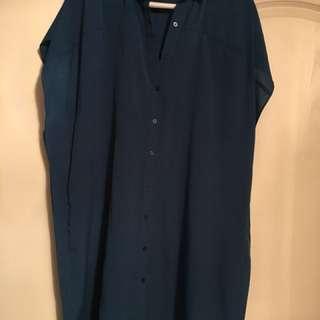 Joe fresh dress size xl