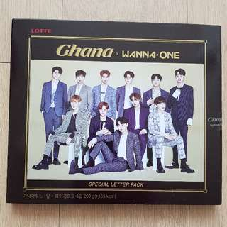 Ghana X Wanna One (Special Letter Pack)