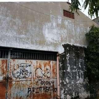Jual Gudang/Pabrik Kapas Madya Murah
