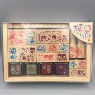 Sanrio木印仔一盒