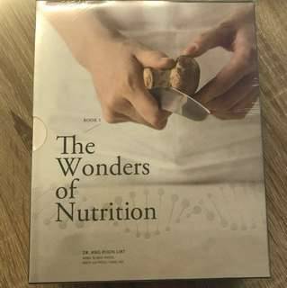 The Wonders is Nutrition (New & Sealed)