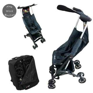 Cocolatte pockit CL789 with backpack